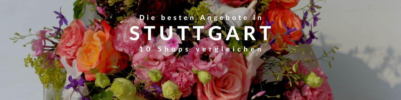 Blumen verschicken Stuttgart - FLEUROP