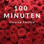 100 Minuten Fleurop - Service - Rosen