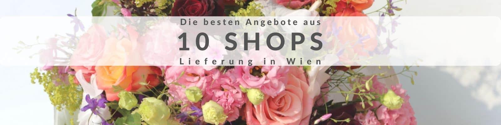 Blumenversand Wien - Blumen verschicken Wien