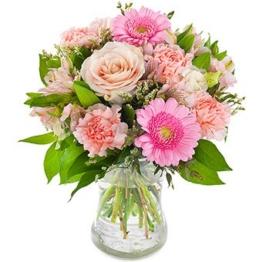 Blumen verschicken - Pinke Pracht - Blumenversand Euroflorist