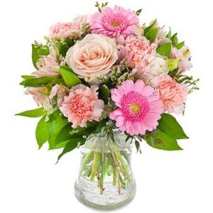 Blumen verschicken - Pinke Pracht - Blumenversand München