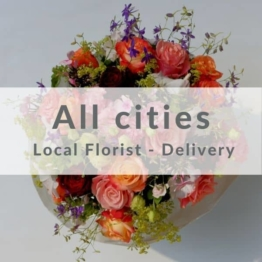 All cities - Flower Delivery Germany