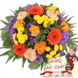 Blumenstrauß Sommer-Faszination