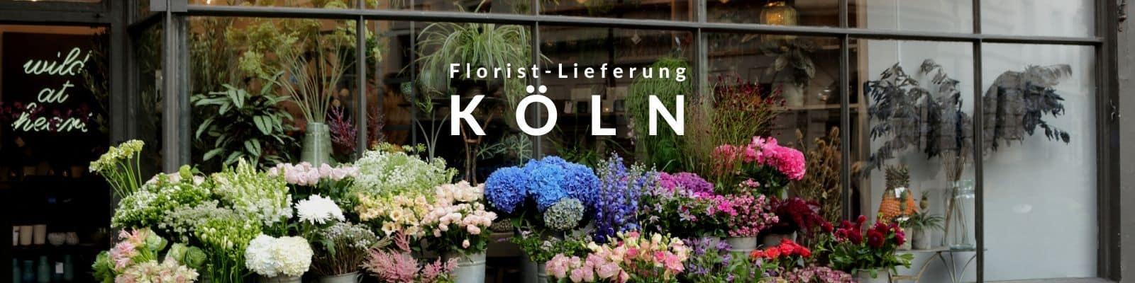 Blumen verschicken Köln - Blumenversand Express