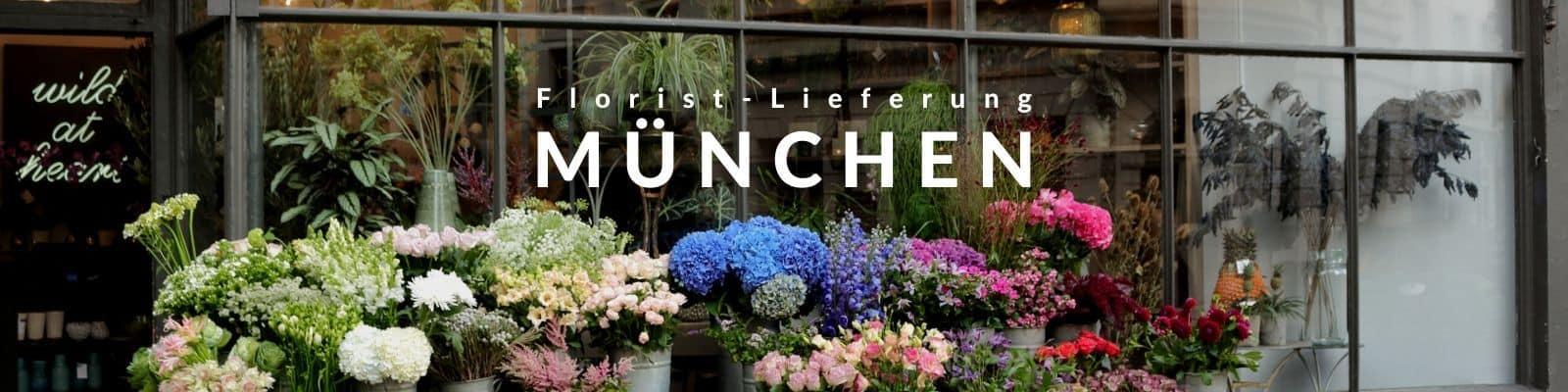 Blumen verschicken München - Blumenversand Express in München