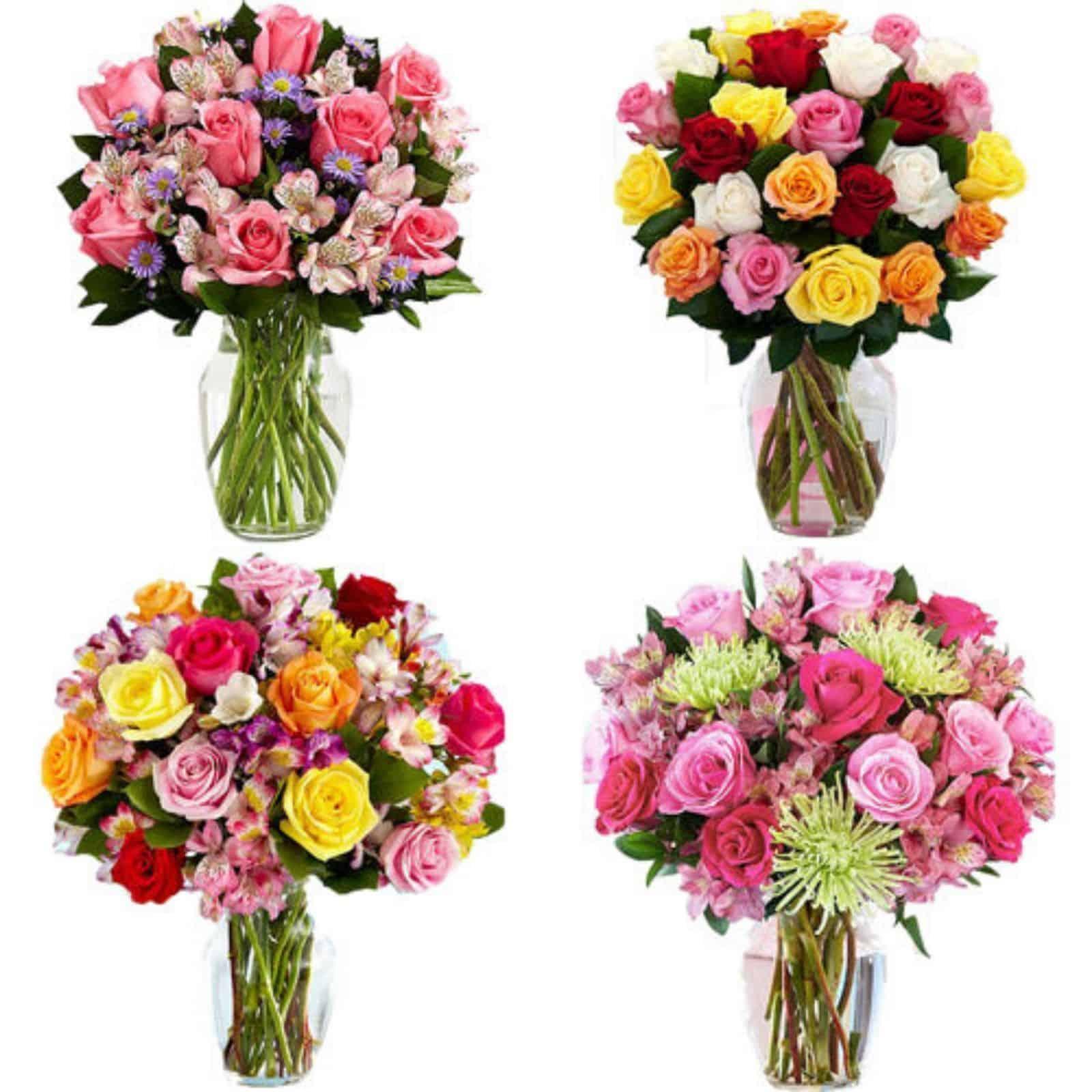 Blumen verschicken USA - FloraPrima - Blumenversand USA