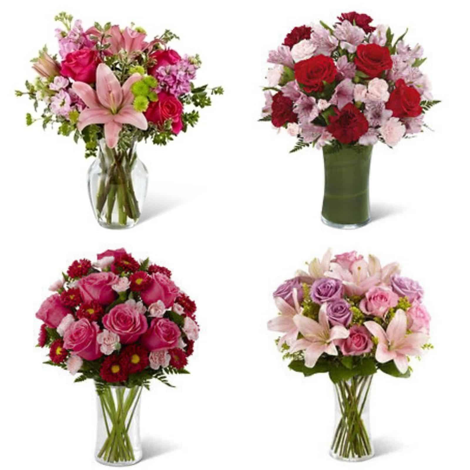 Blumenversand USA Fleurop Blumen verschicken