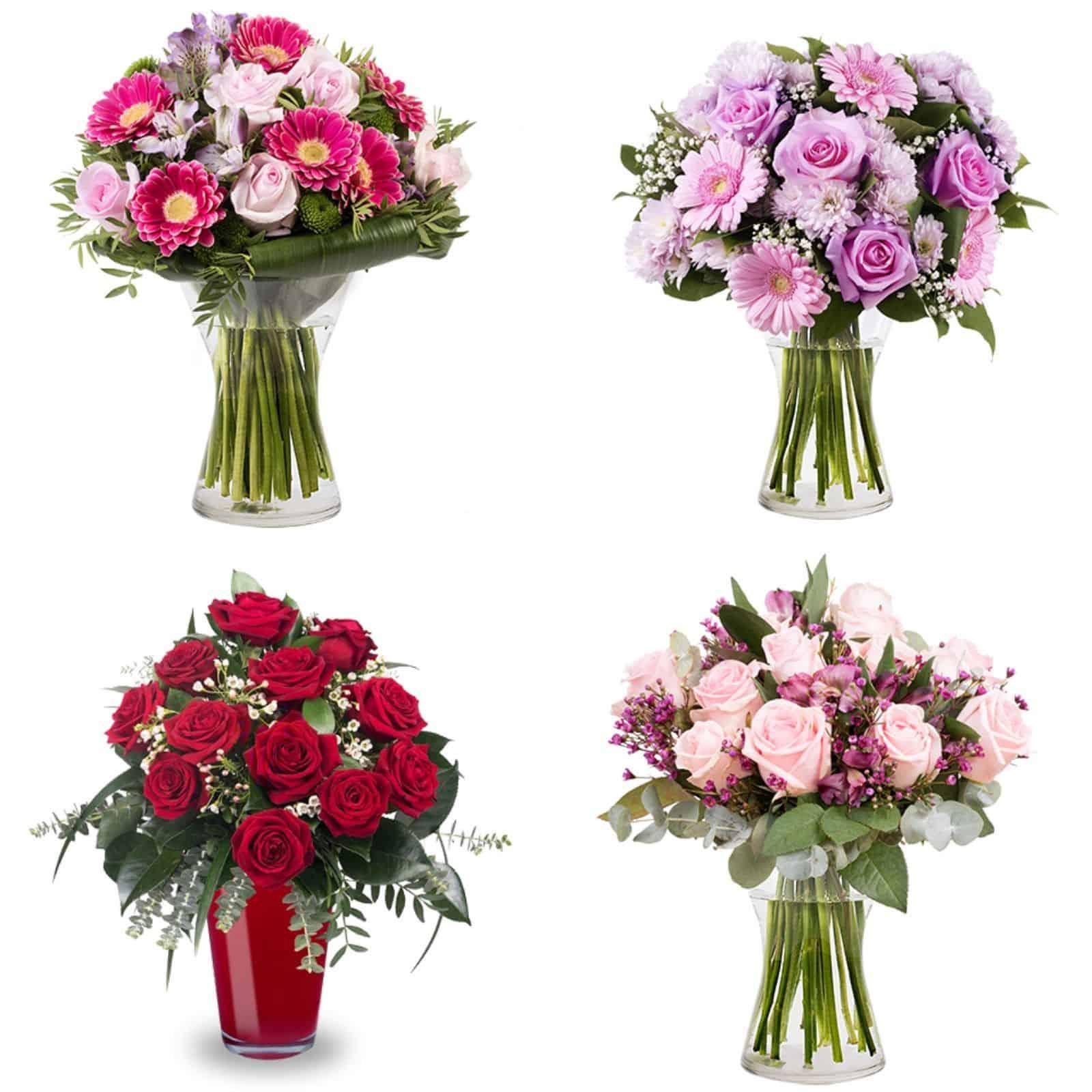 Blumenversand USA - Floraqueen - Blumen verschicken USA