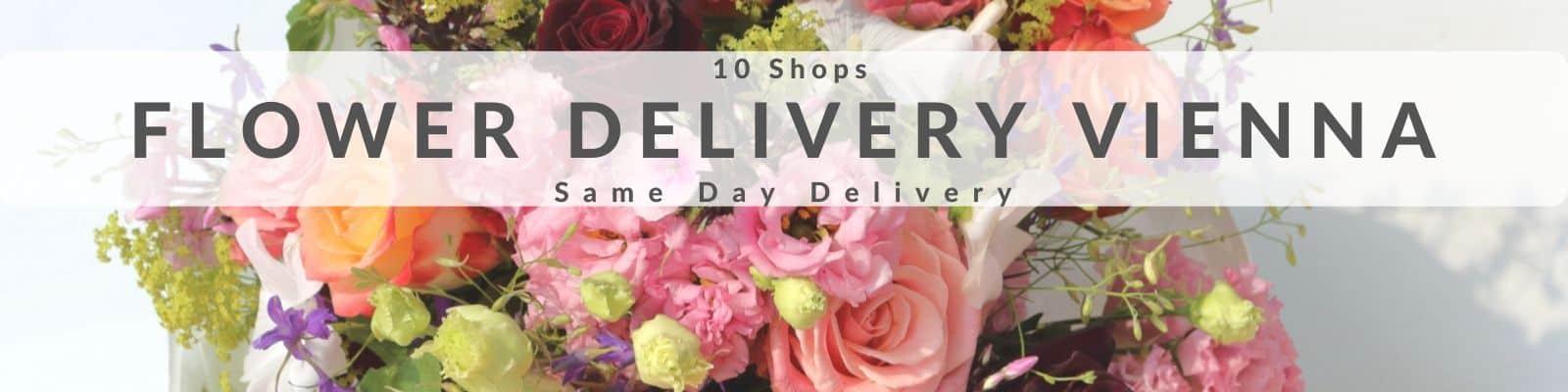 Flower Delivery Vienna - Send Flowers to Vienna