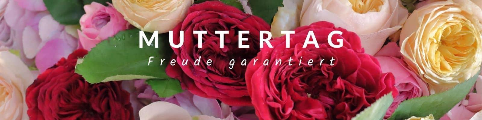 Muttertag - Blumen verschicken