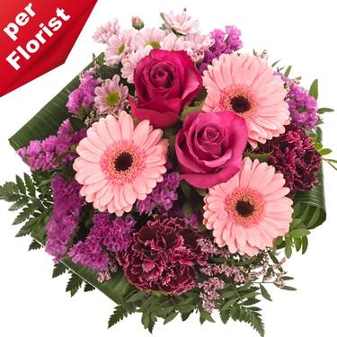 Blumenstrauß - Rosa