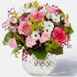 Märchenhaft Blumenstrauß