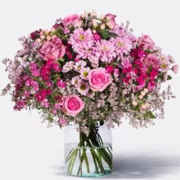 Traumhaft-Pink Blumenstrauß