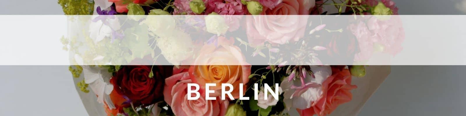 Blumen verschicken Berlin - Blumenversand