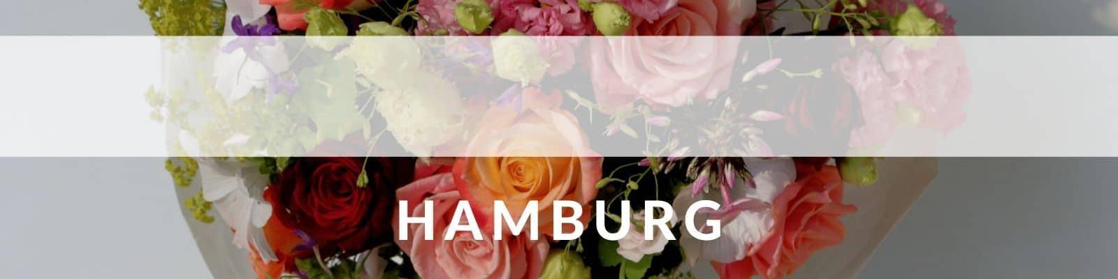 Blumen verschicken Hamburg - Blumenversand