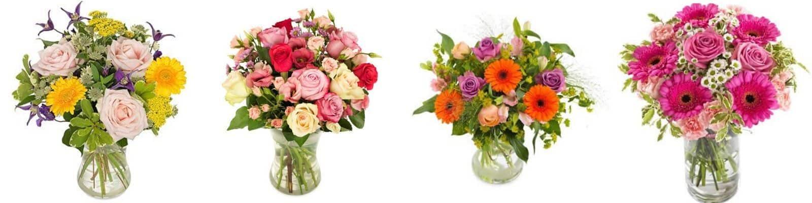Blumenstrauß verschicken - Blumenversand