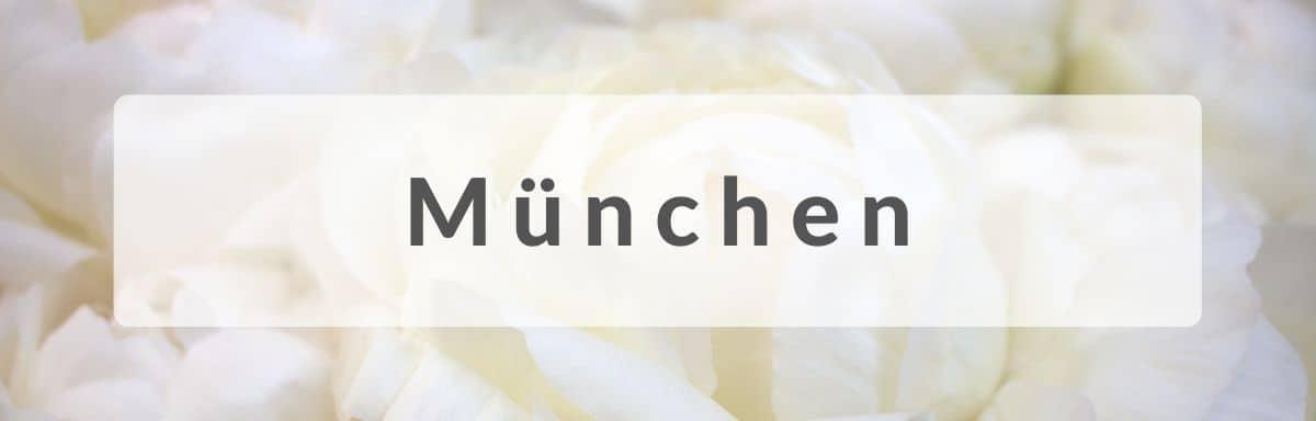 Blumenversand München - Blumen München verschicken - Blumen versenden