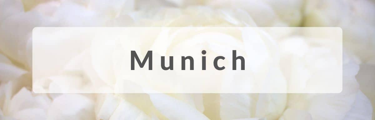 Flower Delivery Munich