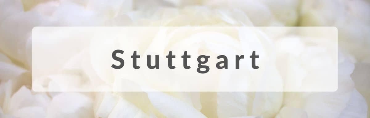 Blumenversand Stuttgart - Blumen in Stuttgart verschicken - Blumen versenden