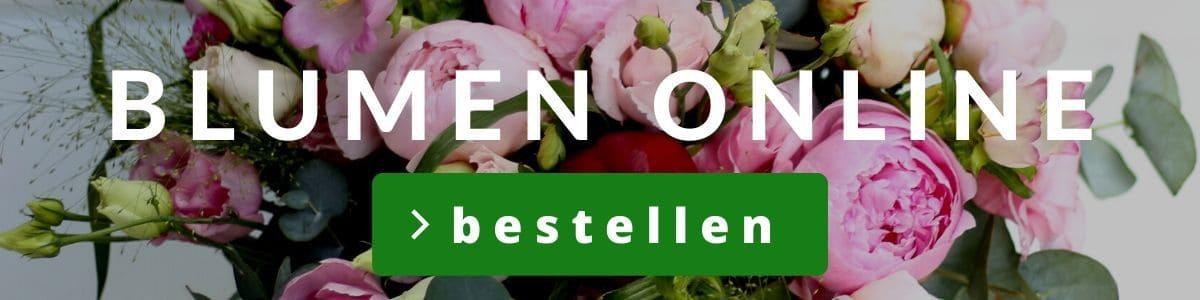 Blumenversand online - Blumen verschicken - Blumen online versenden