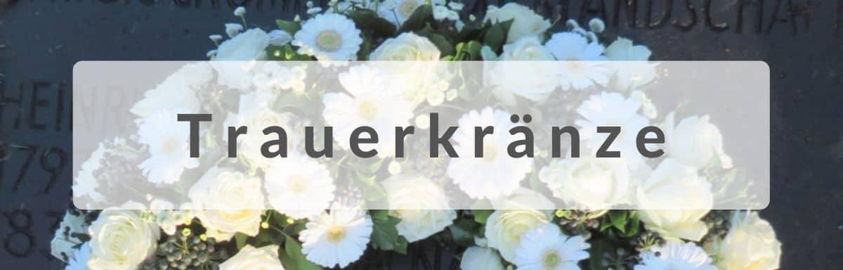 Fleurop Trauerkränze online - Beerdigungskranz