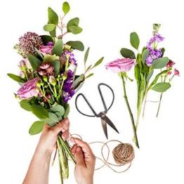 Floristen Design Lila