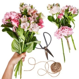 Floristen Design Rosa