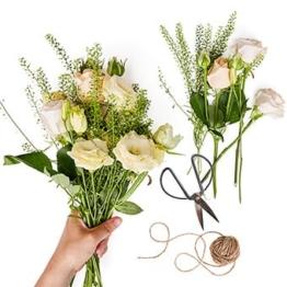 Floristen Design Weiß