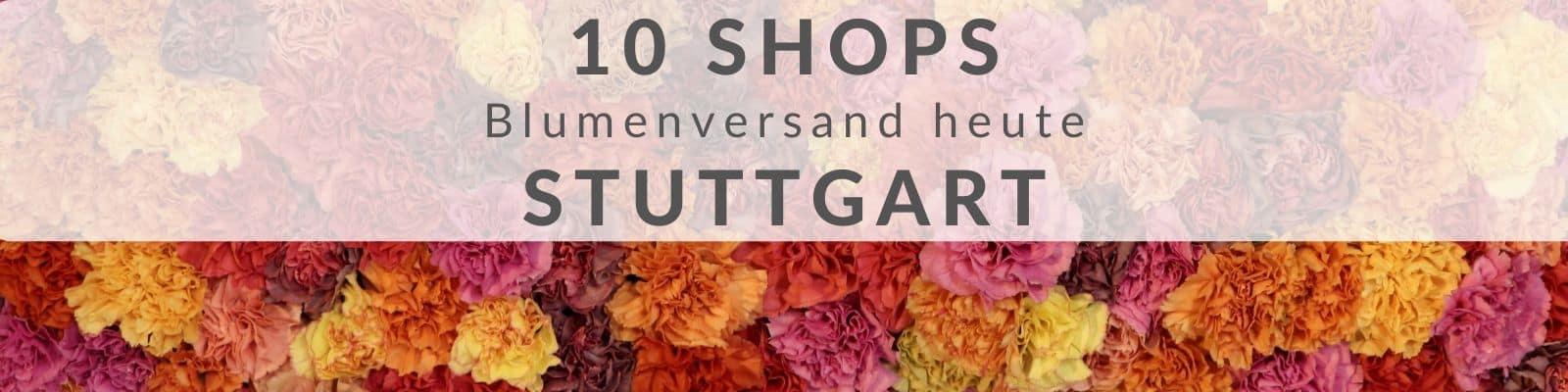 Blumen verschicken Stuttgart online