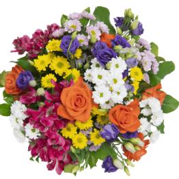 Geburtstagswunsch Blumen zum Geburtstag