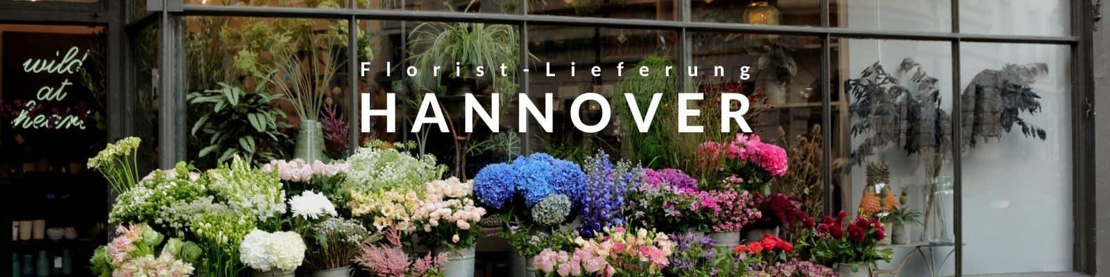 Blumenversand Express Hannover per Fleurop