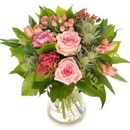 Blumenstrauß - Rosa Klassiker