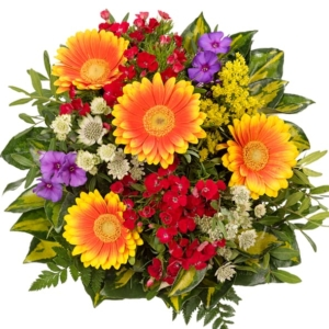 Flower Bouquet of the season - Flowers Send in Germany