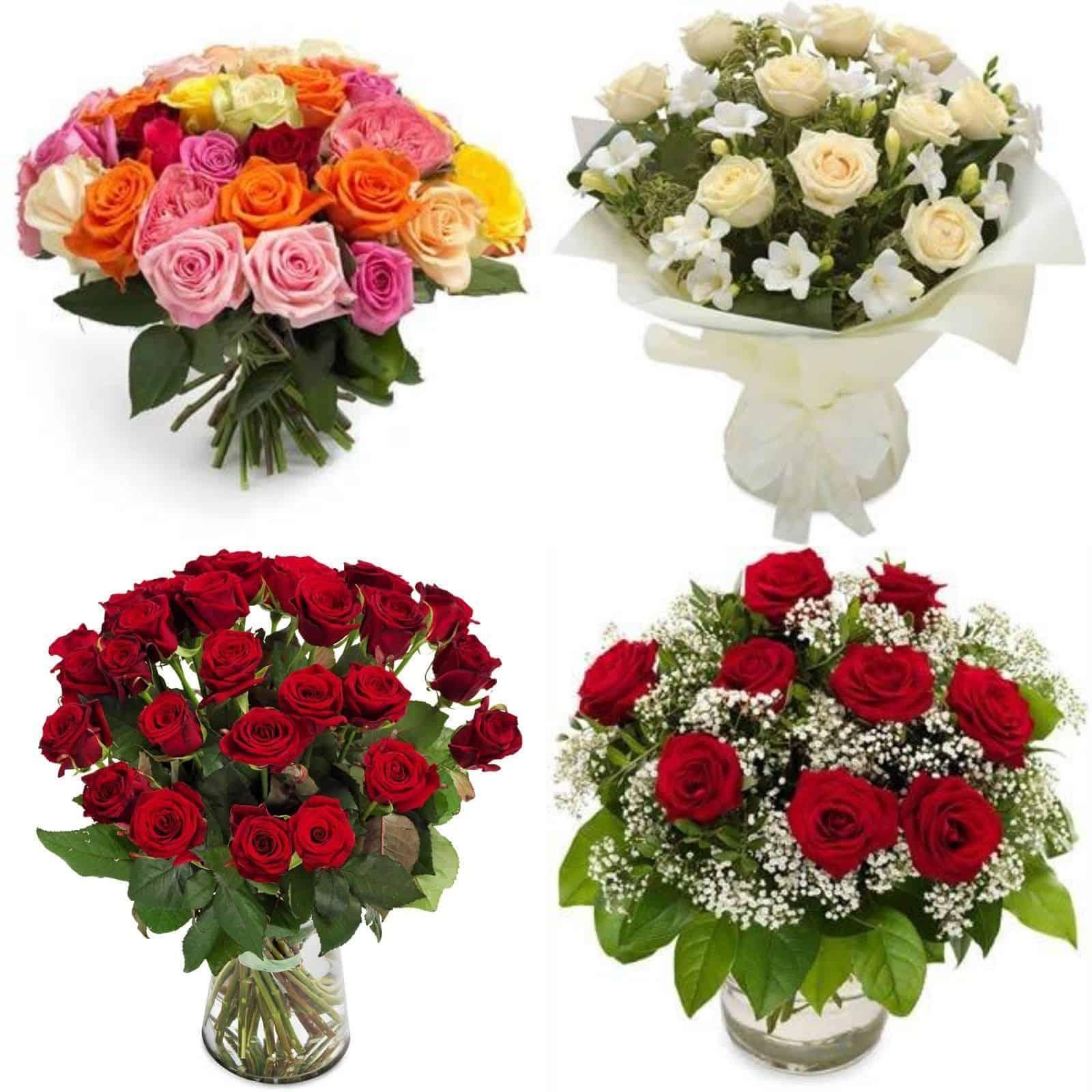 Blumenstrauß verschicken Euroflorist