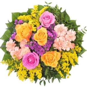 Italy Flowers - Same Day Delivery Italy