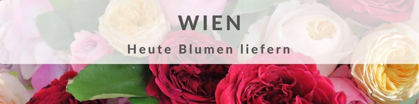 Blumen in Wien und Österreich verschicken