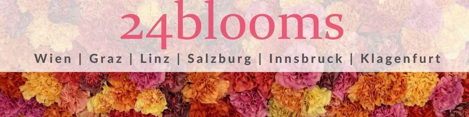 Blumenversand Österreich - Wien -Graz - Linz -Salzburg - Innsbruck - Klagenfurt