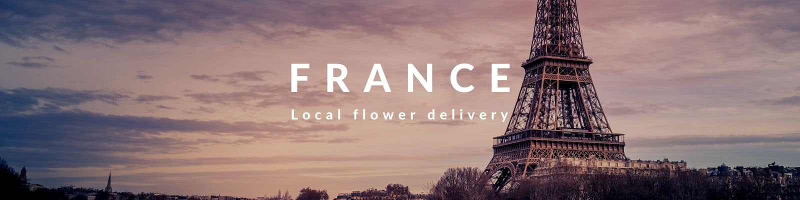 Flower Delivery France - Send Flowers to France