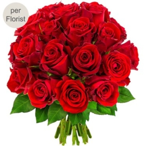 Flower bouquet-of-red-roses Flower - Delivery - Send Flowers