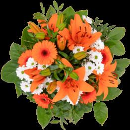 Luftig Leicht Blumenstrauß Fleurop