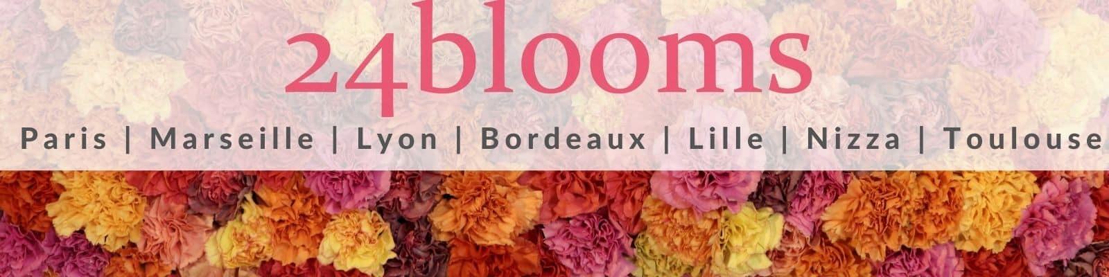 Send Flowers to France - Paris,Marseille,Lyon, Bordeaux, Lille, Nizza, Toulouse - Flower Delivery