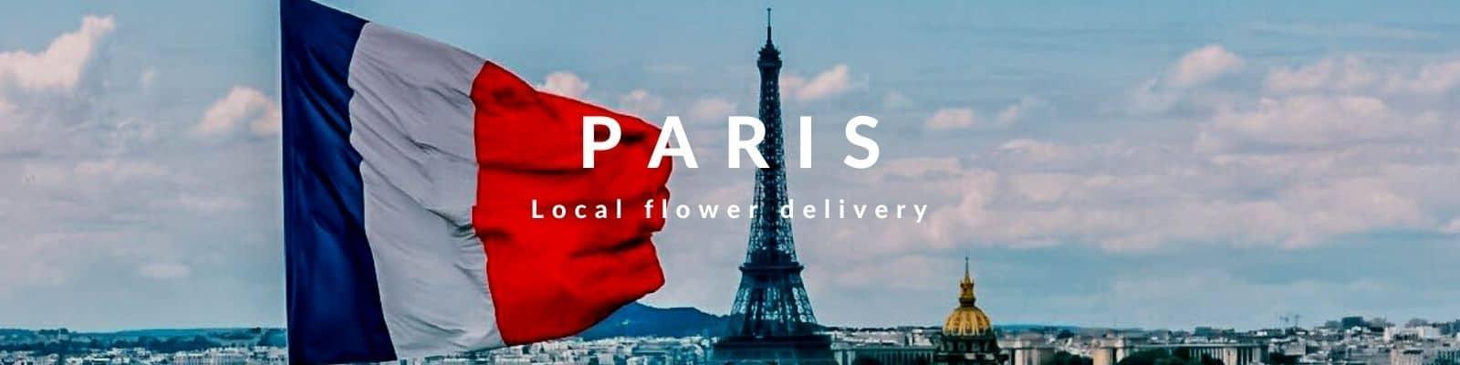 Send Flowers to Paris - Flower Delivery France & Paris