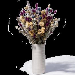 Trockenblumen - Strauß Nightsky