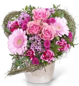 Blumen verschicken - Blumenstrauß Aldi
