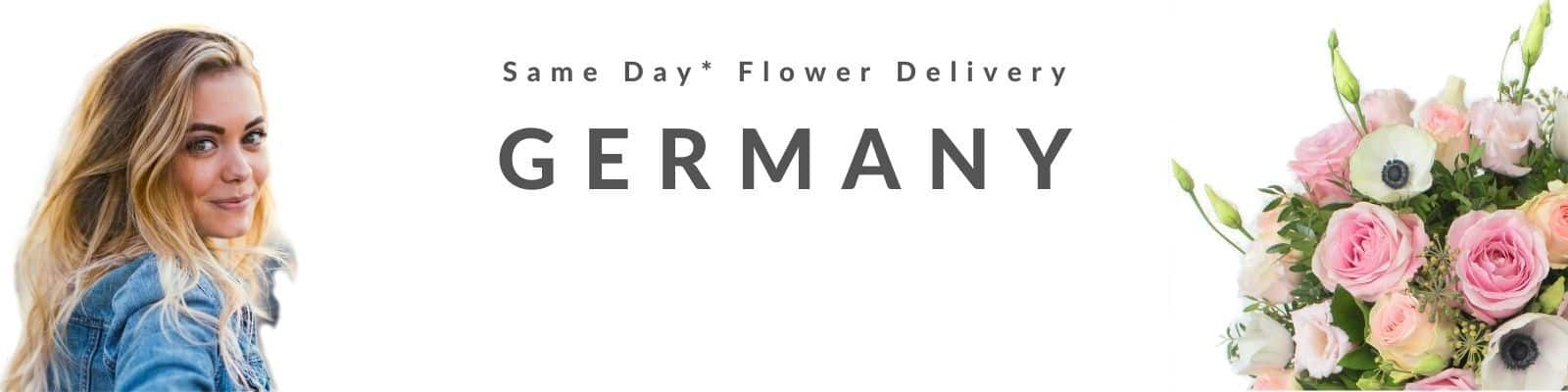 Flower Delivery Germany- Send Flowers to Germany