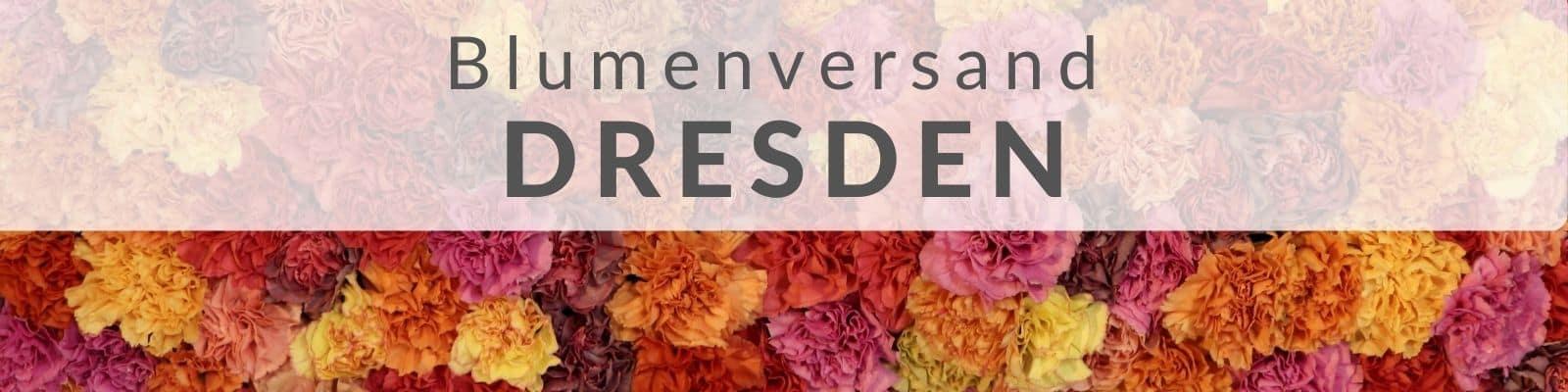 Blumen verschicken Dresden - Blumenversand