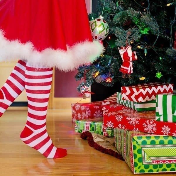 Tannenbau - Weihnachtsbaum - dekorieren
