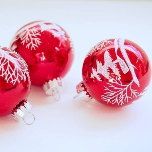 Weihnachtsbaum Tannenbau - Dekoration