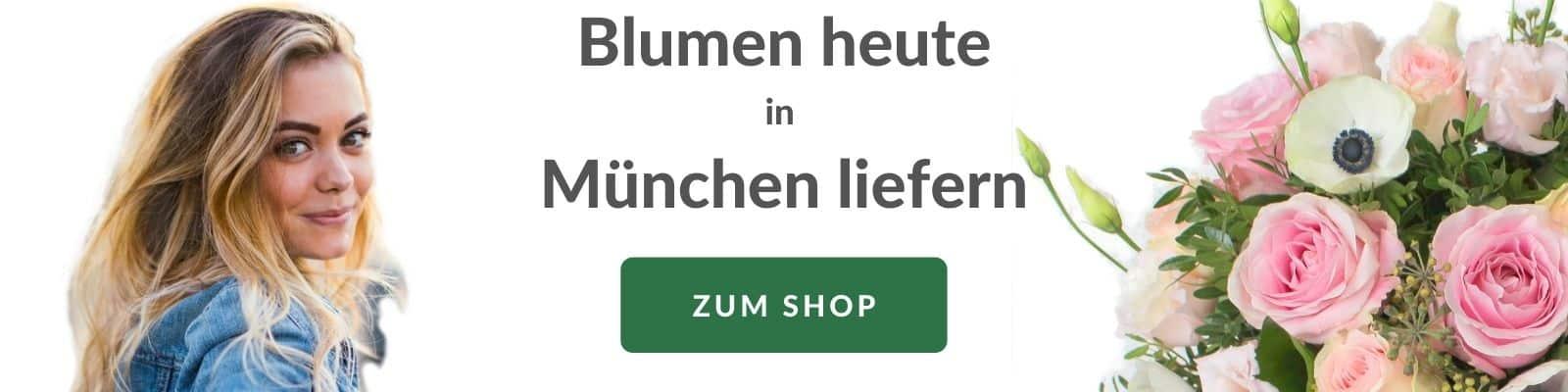 Blumen verschicken München - Blumenversand