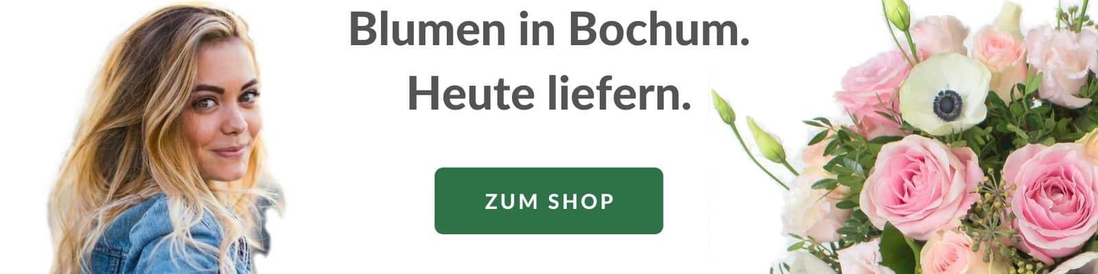 Blumen verschicken Bochum - Blumenversand